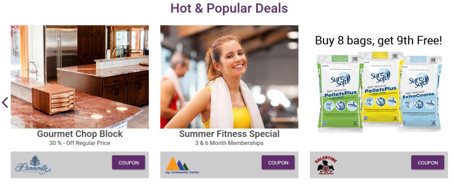 Hot & Popular Deals